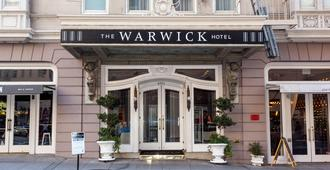 Warwick San Francisco - San Francisco - Gebouw