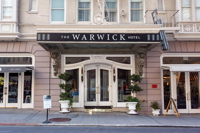 Warwick San Francisco - San Francisco - Rakennus