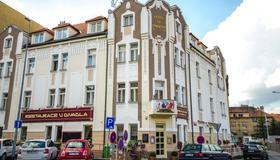 Hotel U Divadla - Praha - Rakennus