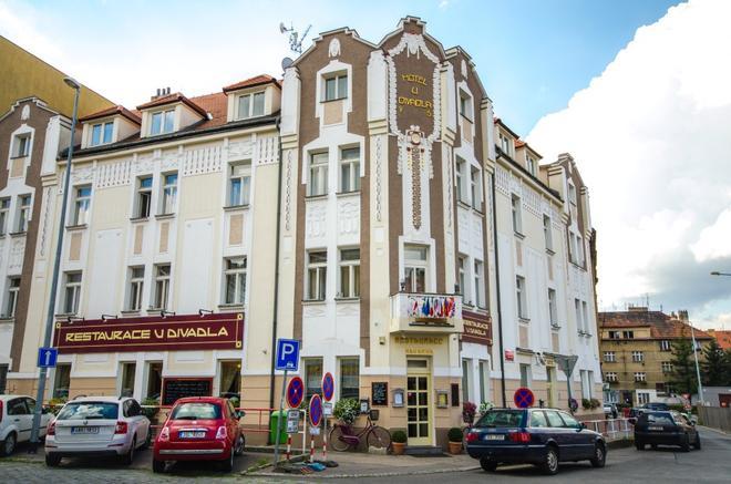 影院酒店 - 布拉格 - 布拉格 - 建築
