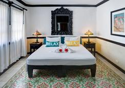 Casa Sirena Hotel - Adults Only - Isla Mujeres - Schlafzimmer