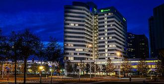 Holiday Inn Express Amsterdam - Arena Towers - Amsterdam - Bâtiment