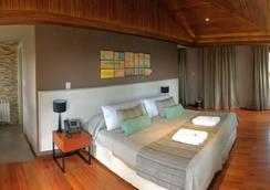 納烏艾爾森林小屋精品酒店 - 巴里羅切 - 聖卡洛斯-德巴里洛切 - 臥室