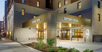 Distrikt Hotel Pittsburgh, Curio Collection by Hilton - Питтсбург - Здание