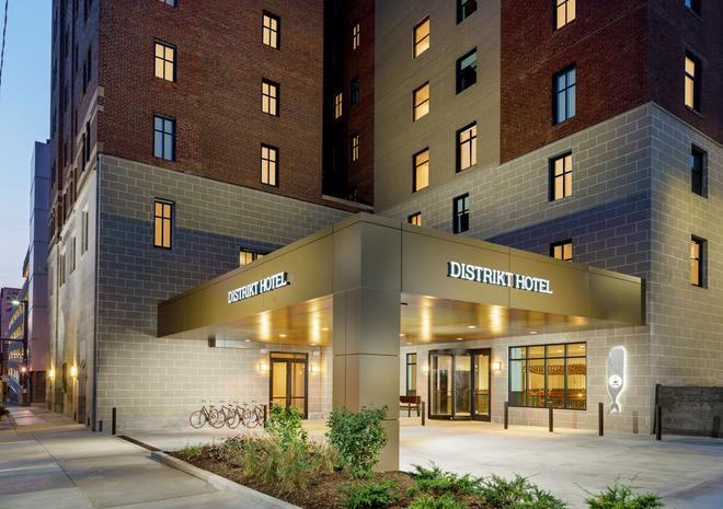 Distrikt Hotel Pittsburgh, Curio Collection by Hilton - Pittsburgh - Edificio