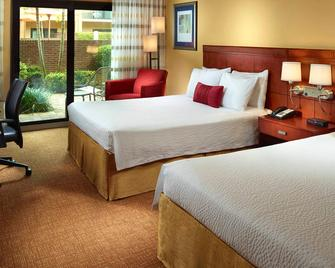 Courtyard by Marriott West Palm Beach - West Palm Beach - Bedroom
