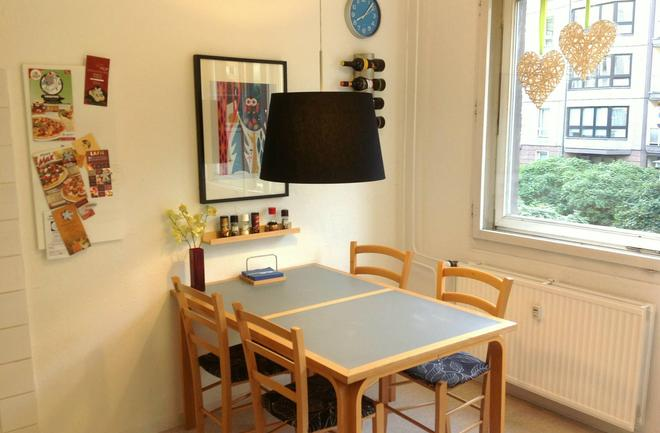Sixmiles Guesthouse - Berlin - Dining room