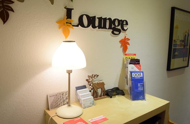 Sixmiles Guesthouse - Berlin - Front desk