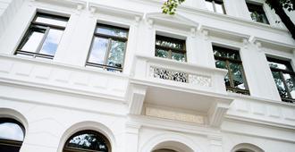 Lindenberg Rückertstraße - Fráncfort - Edificio