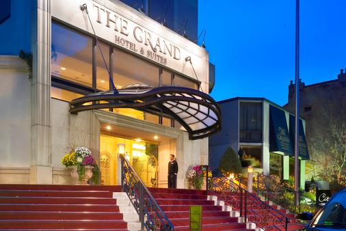 The Grand Hotel & Suites Toronto - Τορόντο - Κτίριο