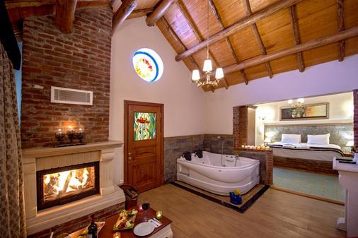 維尼波亞瓜旅館 - 希勒 - 賽爾 - 臥室