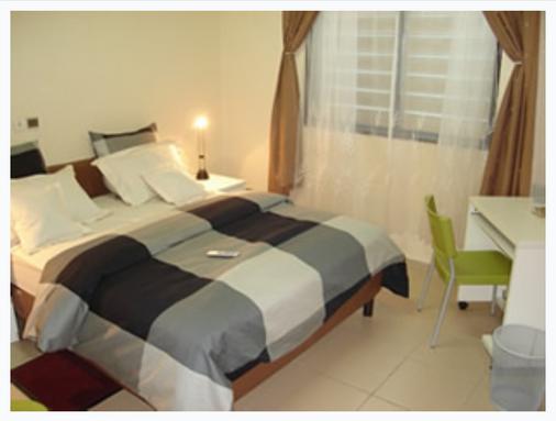 Résidences La Fourmi - Lomé - Bedroom
