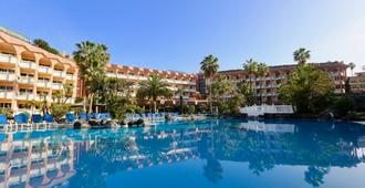 Hotel Puerto Palace - Puerto de la Cruz - Bể bơi