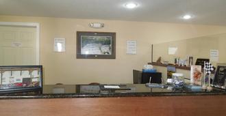 Budget Inn Watkins Glen - Watkins Glen - Front desk
