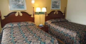 Budget Inn Watkins Glen - Watkins Glen - Спальня