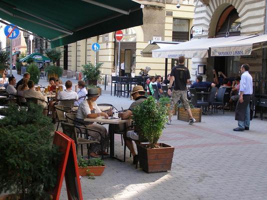 Opera Residence - Budapest - Ravintola