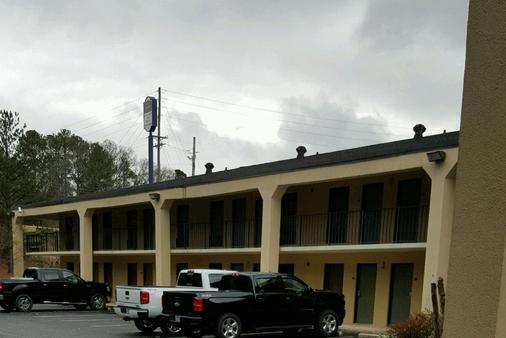 Fairbridge Inn Express - Villa Rica - Edificio
