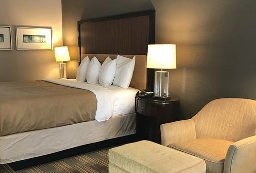 Fairbridge Inn Express - Villa Rica - Bedroom