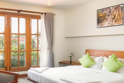 Glory Angkor Hotel Siemreap - Siem Reap - Bedroom