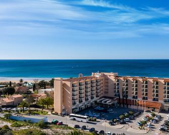 Pestana Dom João II Hotel Beach & Golf Resort - Alvor - Terasa