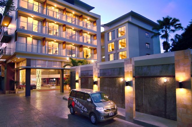哈珀庫塔酒店 - 庫塔 - 建築