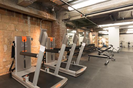 Lyric - New York - Gym