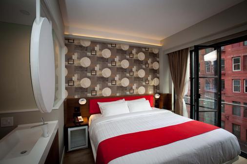 諾布爾登酒店 - 紐約 - 紐約 - 臥室