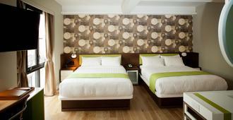 NobleDEN Hotel - New York - Bedroom