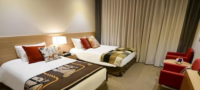 Hotel New Oriental Myeongdong - Σεούλ - Κρεβατοκάμαρα
