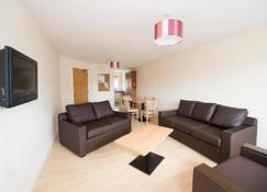 Troy Self Catering Village University of Limerick - Limerick - Living room