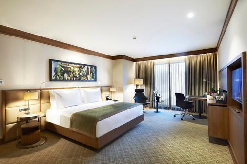 阿達納院酒店 - 阿達納 - 阿達納 - 臥室