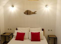 Hotel Villa Teranga - Andernos-les-Bains - Schlafzimmer