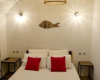 Hôtel Villa Teranga - Andernos-les-Bains - Schlafzimmer