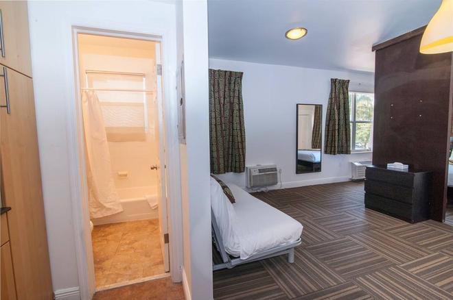 南海灘海洋珊瑚礁套房酒店 - 邁阿密海灘 - 邁阿密海灘 - 浴室