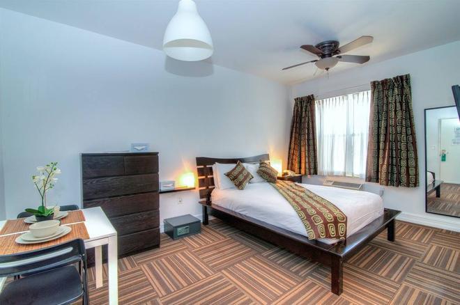 南海灘海洋珊瑚礁套房酒店 - 邁阿密海灘 - 邁阿密海灘 - 臥室