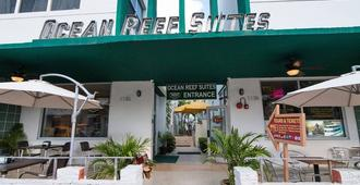 Ocean Reef Suites - Miami Beach - Building