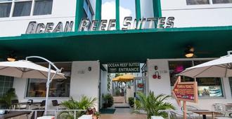Ocean Reef Suites - Miami Beach - Edificio