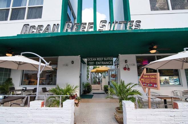 南海灘海洋珊瑚礁套房酒店 - 邁阿密海灘 - 邁阿密海灘 - 建築