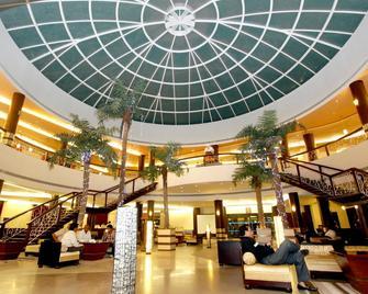 St Laurn The Spiritual Resort - Shirdi - Σαλόνι ξενοδοχείου