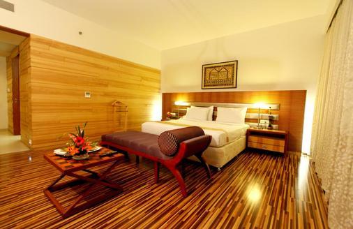 St Laurn The Spiritual Resort - Shirdi - Phòng ngủ