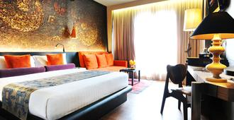 Siam@siam Design Hotel Bangkok - Bangkok - Bedroom