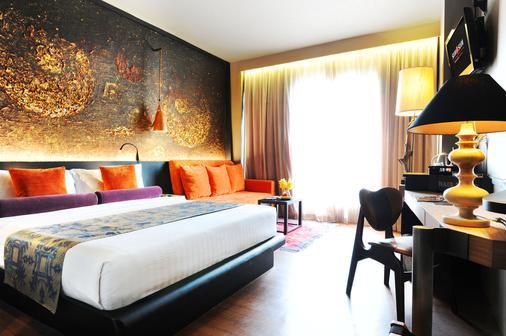 Siam@Siam Design Hotel Bangkok - Μπανγκόκ - Κρεβατοκάμαρα