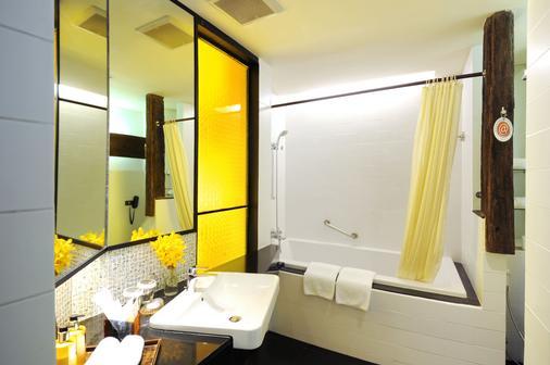 Siam@Siam Design Hotel Bangkok - Μπανγκόκ - Μπάνιο