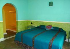 Hotel Medio Mundo - Mérida - Bedroom