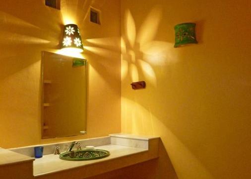 Hotel Medio Mundo - Mérida - Bathroom