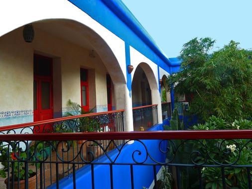 Hotel Medio Mundo - Mérida - Pasillo