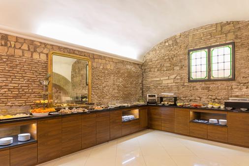 阿根廷塔行政酒店 - 羅馬 - 羅馬 - 自助餐
