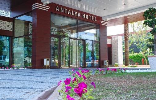 Oz Hotels Antalya Hotel Resort & Spa - Antalya - Bina