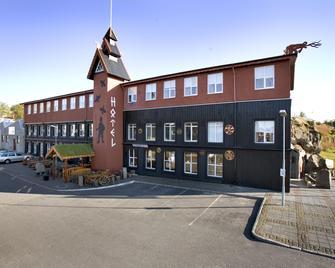 Hotel Viking - Гапнарфйордур - Building