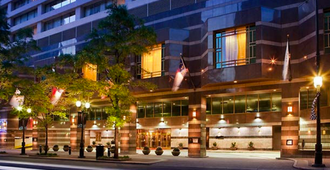 Charlotte Marriott City Center - Charlotte - Edificio